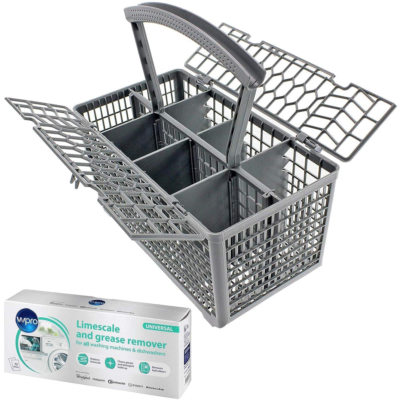 Spares2go - Cesta universal para cubiertos y bolsitas quitamanchas ...