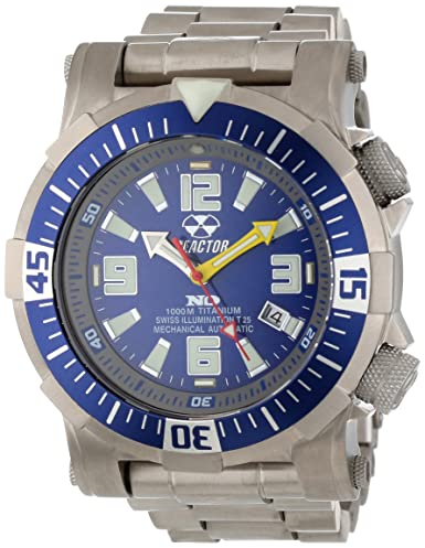 REACTOR Men s 54903 Poseidon LE Mechanical Automatic Movement Watch