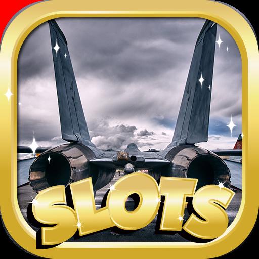 Cleopatra Slots : Air Force Saga Edition - Slots, Poker, Blackjack And More!