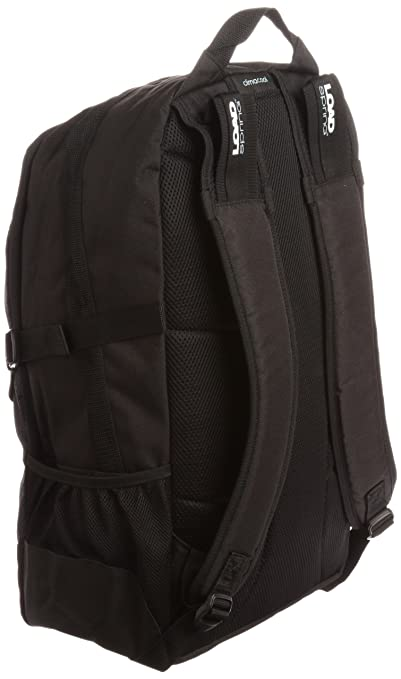 b61ebcd9a927 Adidas Power II LS Backpack - Black Metallic Silver Metallic Silver ...