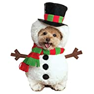 Rubie's Snowman Pet Costume-
