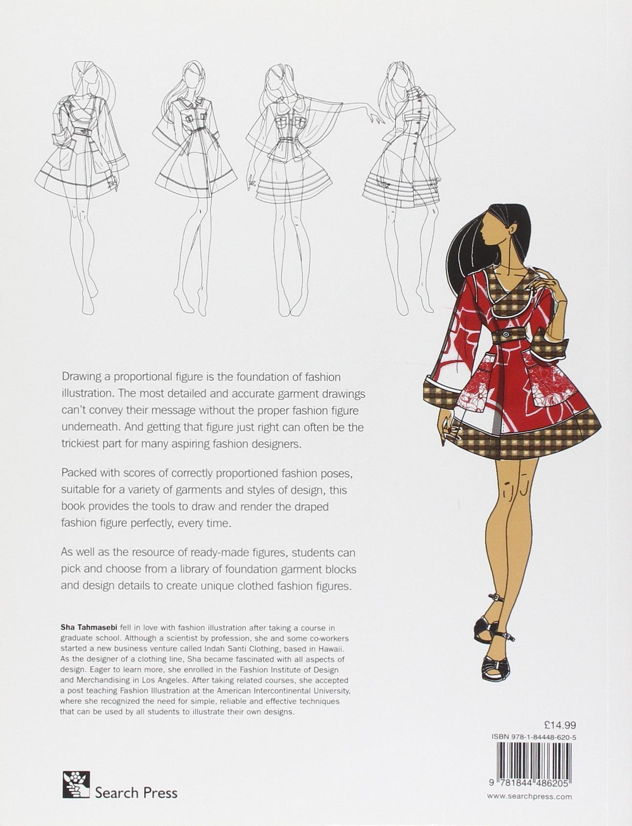 Buy Figure Poses For Fashion Illustrators Scan Trace Copy 250 Templates For Professional Results Book Online At Low Prices In India Figure Poses For Fashion Illustrators Scan Trace Copy 250 Templates