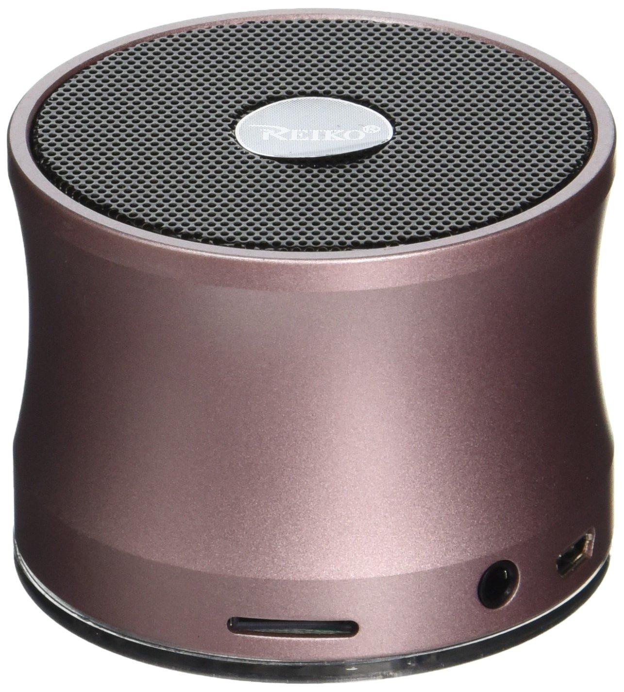 Reiko Universal Mini Bluetooth Speaker for iPhone 6/ 6S/6...