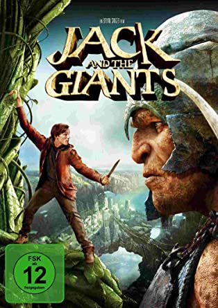 Jack and the Giants [Alemania] [DVD]