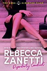 Disorderly Conduct (The Anna Albertini Files Book 1) Kindle Edition