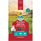 OXBOW 1022090100 Essentials Hamster/Gerbil Food 1-Pound Bag