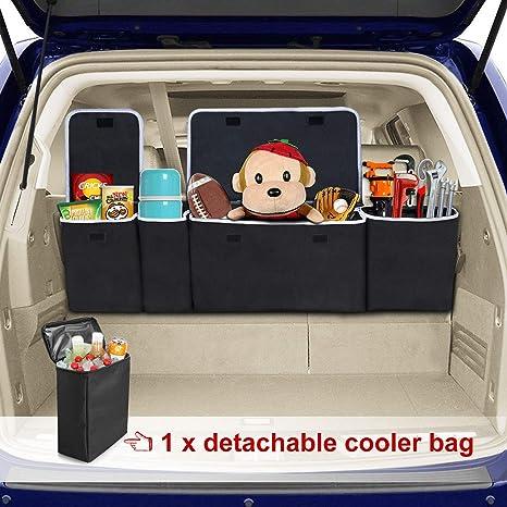 Amazon.com: Organizador de maletero Modokit con refrigerador ...