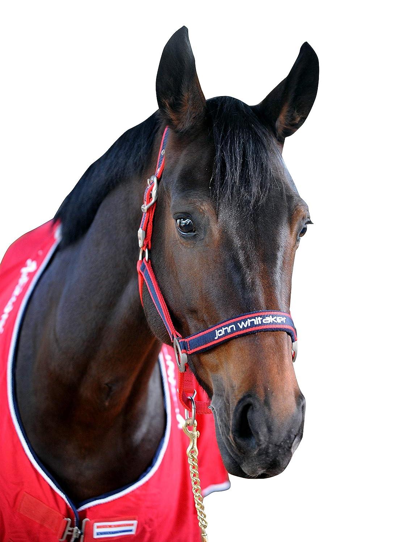 John Whitaker Fleece Head Collar Pony Navy