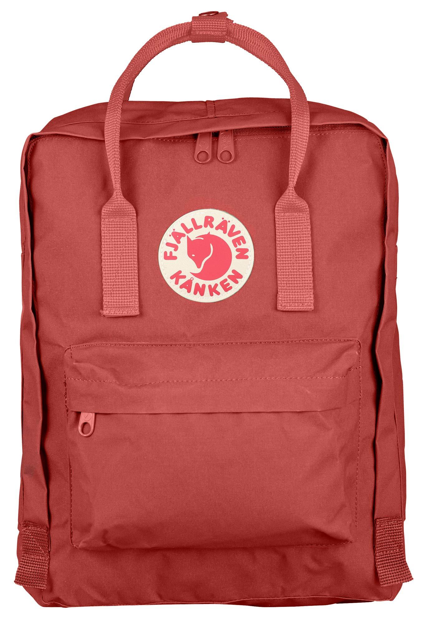 Fjallraven - Kanken Classic Backpack for Everyday, Dahlia