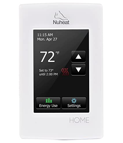 Nuheat home radiant floor heating dual voltage progamble thermostat nuheat home radiant floor heating dual voltage progamble thermostat by nuheat cheapraybanclubmaster Choice Image