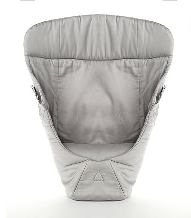 amazon com ergobaby easy snug infant insert grey baby