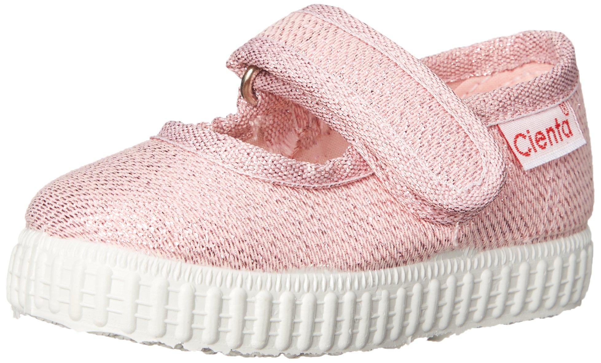 Cienta 56013 Mary Jane, Pink, 21 EU(5 M US Toddler)