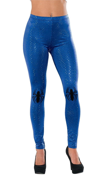 Amazon.com Marvel Rubieu0027s Womenu0027s Universe Spider-Girl Adult Sequin Leggings Multi One Size Clothing  sc 1 st  Amazon.com & Amazon.com: Marvel Rubieu0027s Womenu0027s Universe Spider-Girl Adult Sequin ...