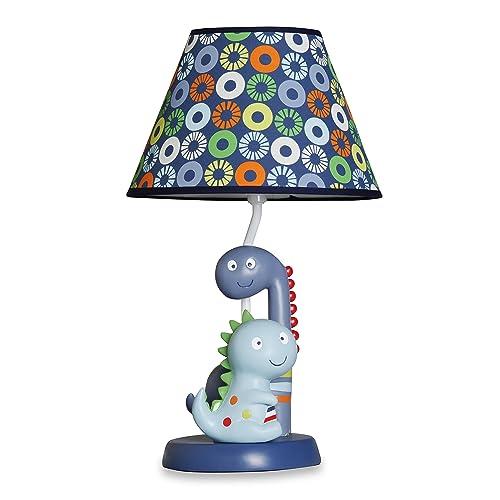 Bananafish Little Dino Table Lamp Blue