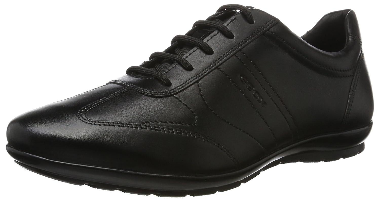 TALLA 44 EU. Geox Uomo Symbol B, Zapatos de Cordones Oxford para Hombre