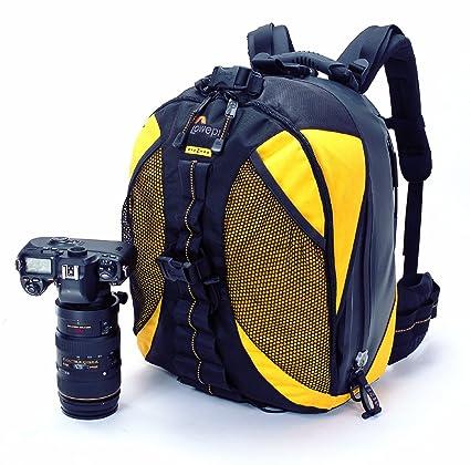 Amazon.com   Lowepro DryZone 200 Camera Backpack (Yellow)   Camera ... 3b3d71cb54f32