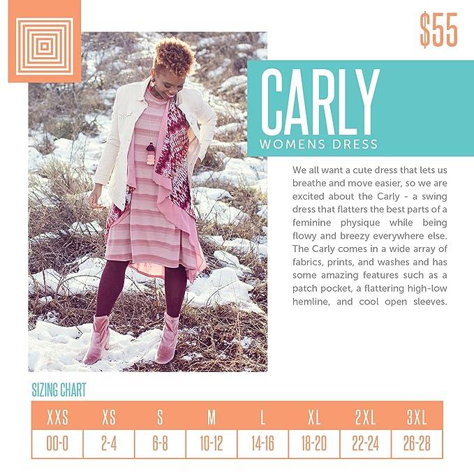 ade1bd1f8d0d5 Lularoe Carly (XL) Charcoal Gray