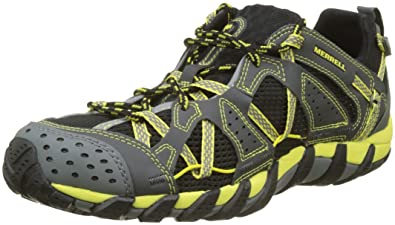 087467c014c0 Merrell Men s Watepro Maipo Low Rise Hiking Shoes Black  Amazon.co ...