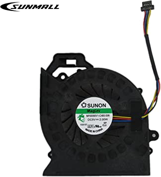 New CPU Fan For HP dv7-6c90us Entertainment Notebook PC