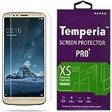 Temperia® Tempered Glass Screen Guard Gorilla Protector for Moto E5 (Transparent)