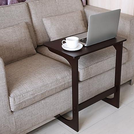 Amazon.com: Interior multifunción acento mesa de computadora ...
