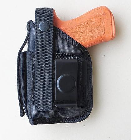 Cartuchera Para Glock 43 9 Mm Pistola Con Underbarrel Laser Montada Sobre Pistola Sports Outdoors