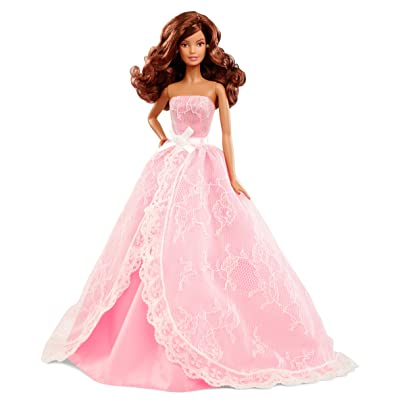 Barbie 2015 Birthday Wishes Latina Doll: Toys & Games
