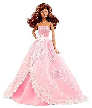 Barbie 2015 Birthday Wishes Latina Puppe