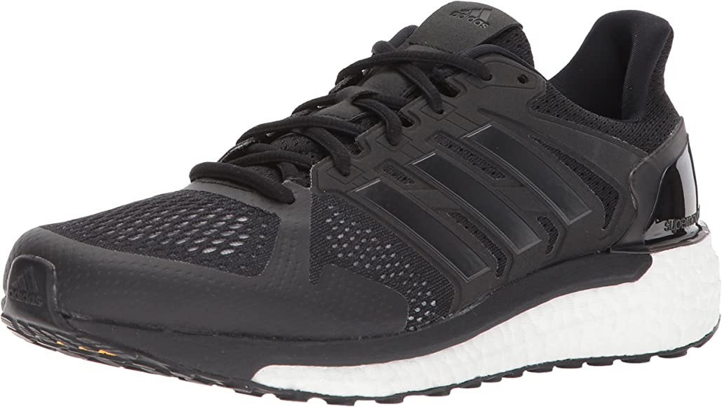 adidas Performance Womens Supernova ST W Running Shoe, White/Core Black/Core Black,5: Amazon.es: Zapatos y complementos