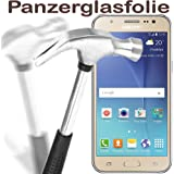 Samsung Galaxy J5 Glas Glasfolie 9H Panzerglas Panzerglasfolie Schutzfolie Schutzglas Displayschutzglas
