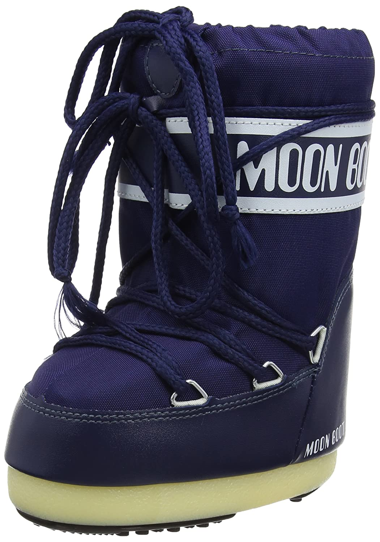 Tecnica Unisex Moon Nylon Fashion Boot B000JWCXV8 45/47 EU (US Women's 11-12.5 D)|Denim