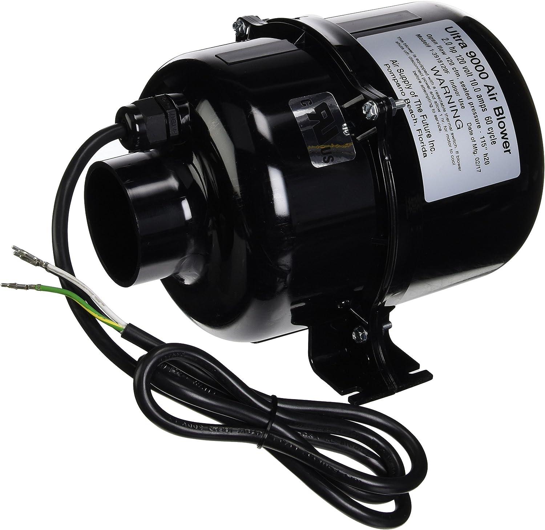 Air Supply 3918120 Air Blower Ultra 9000 2.0 hp 9 Amp, 120V