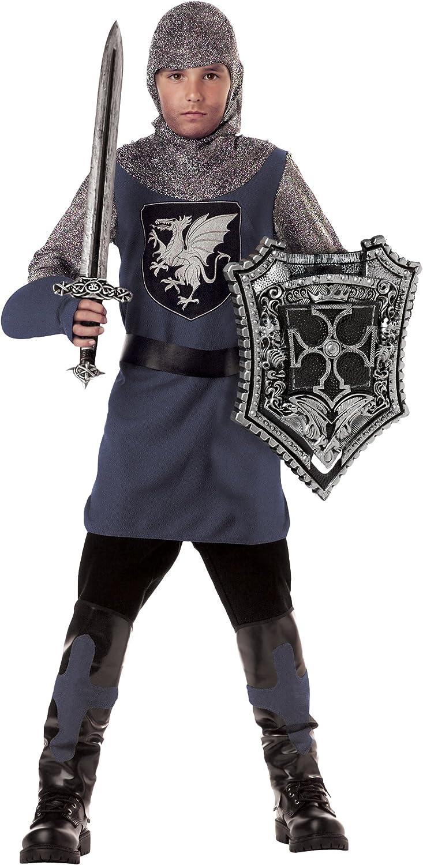 Infantil en forma de diseño de disfraz de grupo de Valiant Knight ...