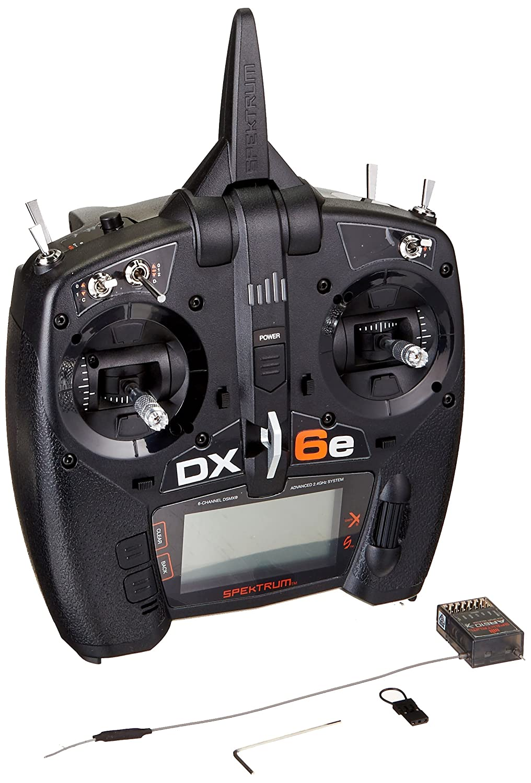 DX6e B01LX0CVV2 6-チャンネル DSMX AR610 送信機 AR610 DX6e 受信機付属 B01LX0CVV2, 驚きの価格:9bd2eee1 --- itxassou.fr