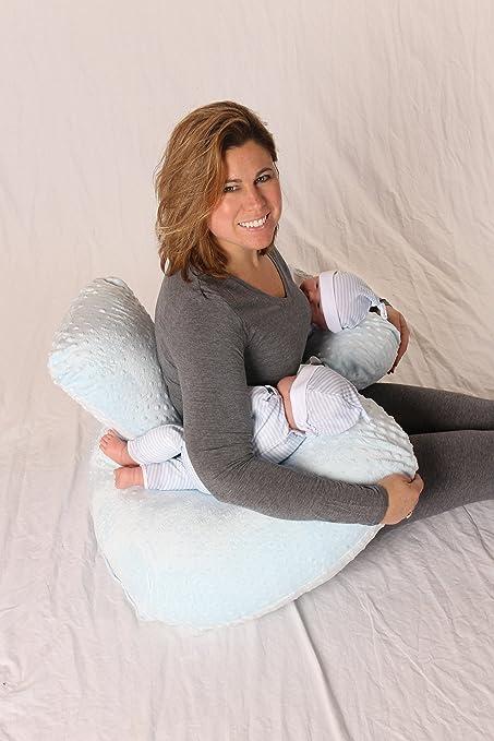 Amazon.com: individual Z Protectora Azul – Cover solo: Baby