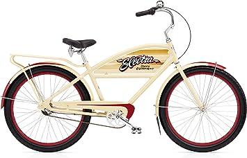 Electra Courier Tank - Bicicleta Urbana para Hombre (26