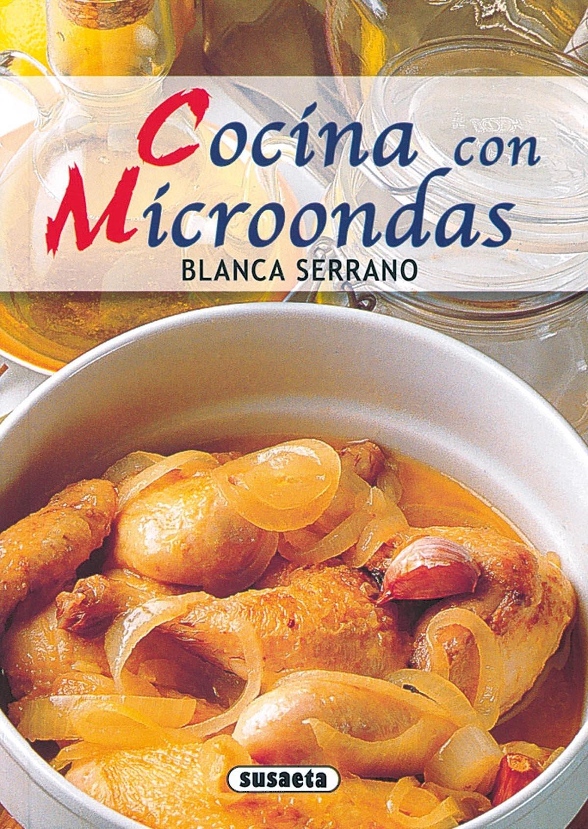 Cocina Con Microondas (Susaeta): Amazon.es: Equipo Susaeta: Libros