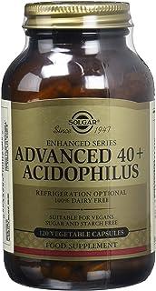 Solgar Solgar 40+ Acidophilus Plus Avanzado Cápsulas vegetales - Envase de 120