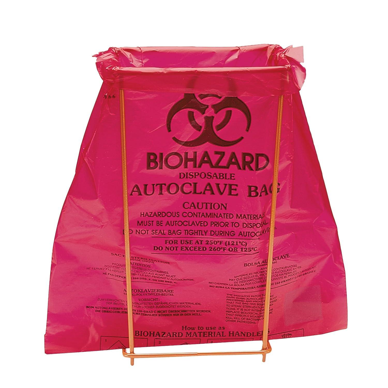Neolab 6 1042 Biohazard Car Piano Bag 22 Cm X 28 Cm (Pack of 100) 6-1042