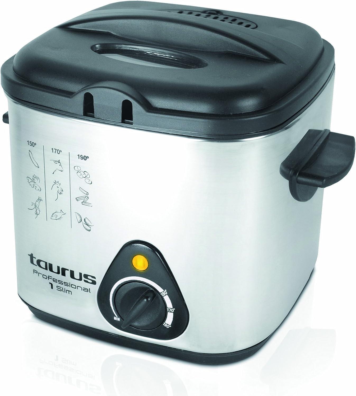 Taurus 972953 Friteuse Compact: : Cuisine & Maison