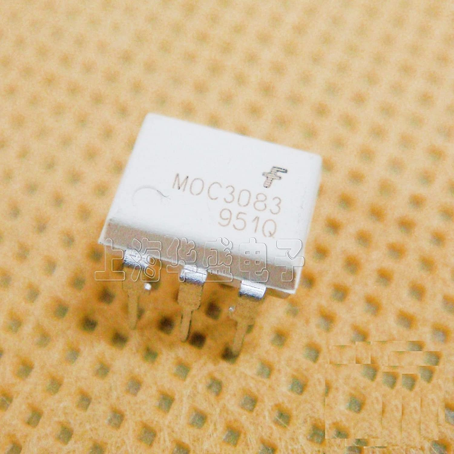 5pcs MOC3083 SOP-6 FSC Zero-Cross Optoisolators Triac Driver NEW