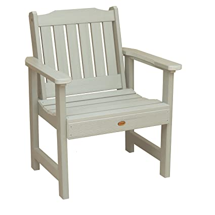 Highwood Lehigh Garden Chair, Whitewash - Amazon.com : Highwood Lehigh Garden Chair, Whitewash : Garden & Outdoor