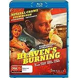 Heaven's Burning [Blu-ray]