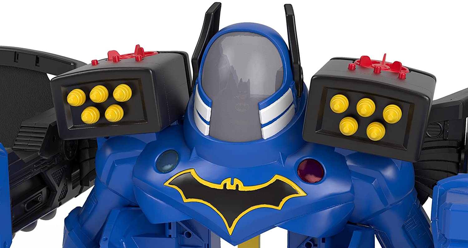 Fisher-Price Imaginext DC Super Friends Batbot Xtreme Fisher Price FGF37