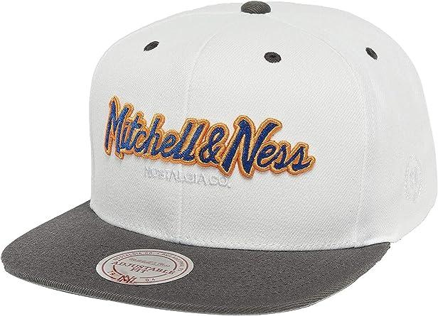 Mitchell & Ness Mujeres Gorras/Gorra Snapback Weekend 1 Flat ...