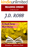 Reading order checklist: J.D. Robb - Series read order: In Death Series, Short Stories (English Edition)