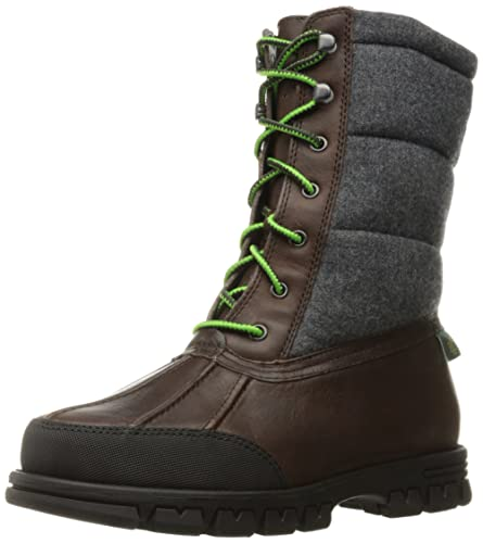 Amazon.com | Lauren by Ralph Lauren Women's Quinlyn Snow Boot ...