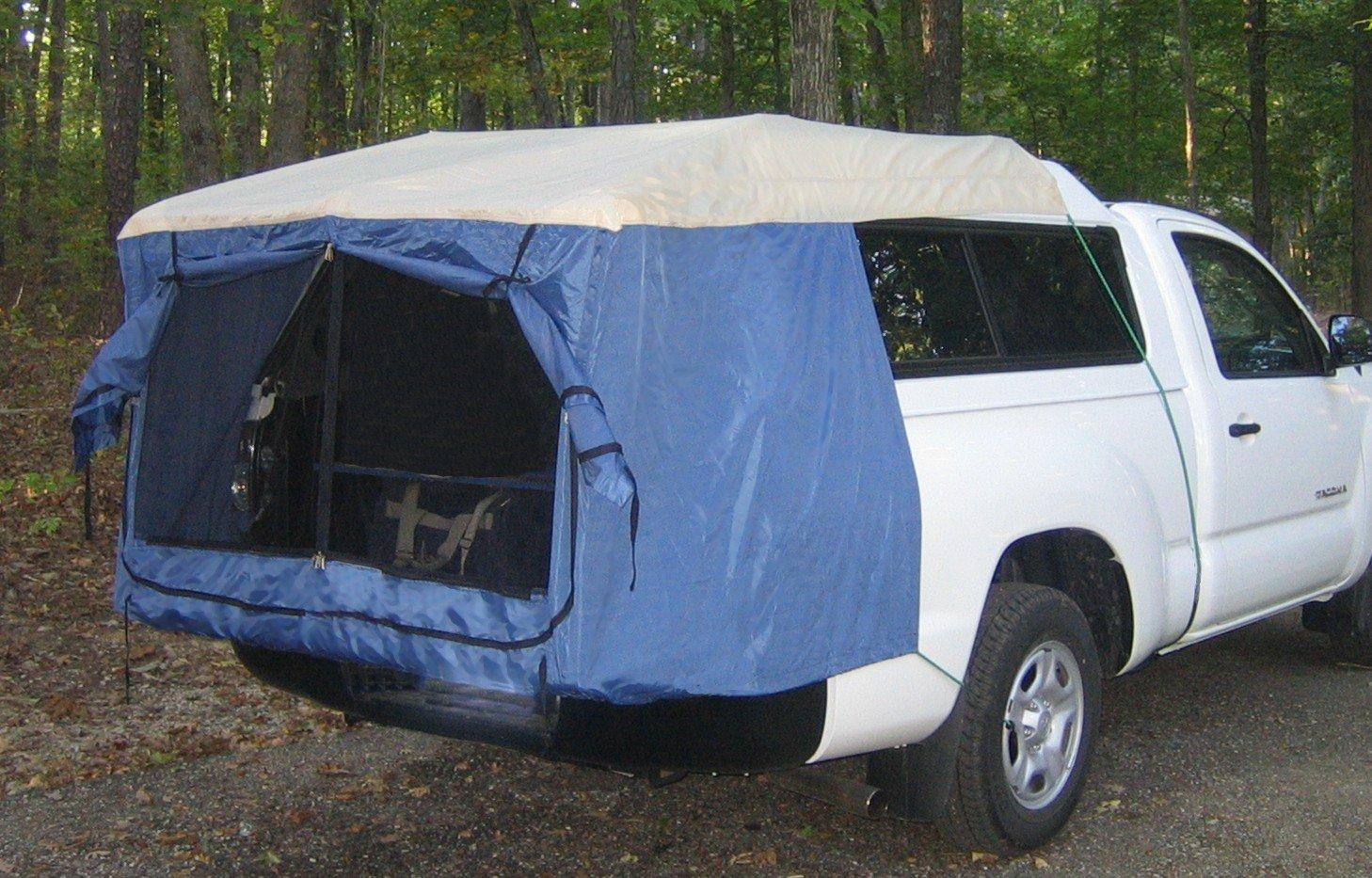Truck Camper Shells >> Mid Size Truck Camper Tent