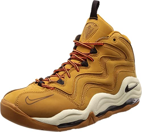 Nike Air Pippen, Scarpe da Ginnastica Uomo, Oro (Desert