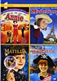 Annie (1982) / Madeline / Matilda (1996) / New Adventures of Pippi Longstocking, the - Set
